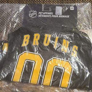 Bruins Dog Jersey
